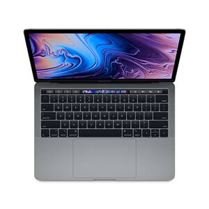 "MacBook Pro 13,3"" Touch Bar (2019) Retina Display Intel Core i5 2.4GHz Quad Core 8GB RAM 256GB - Space Gray"